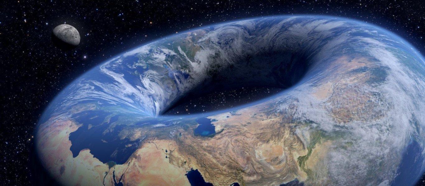 «Η Γη είναι επίπεδη – Σας λένε ψέματα» (βίντεο)