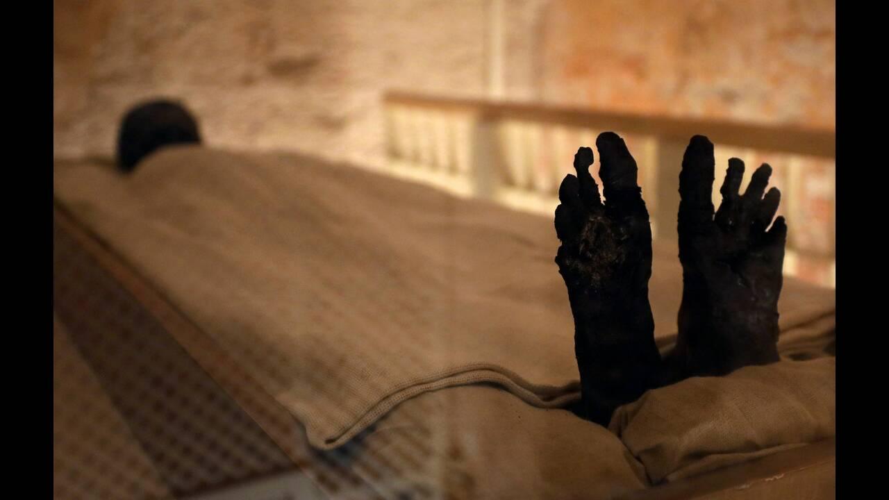 Μυστήριο με την εξαφανισμένη μούμια του «καταραμένου» Φαραώ: Την πήραν εξωγήινοι;