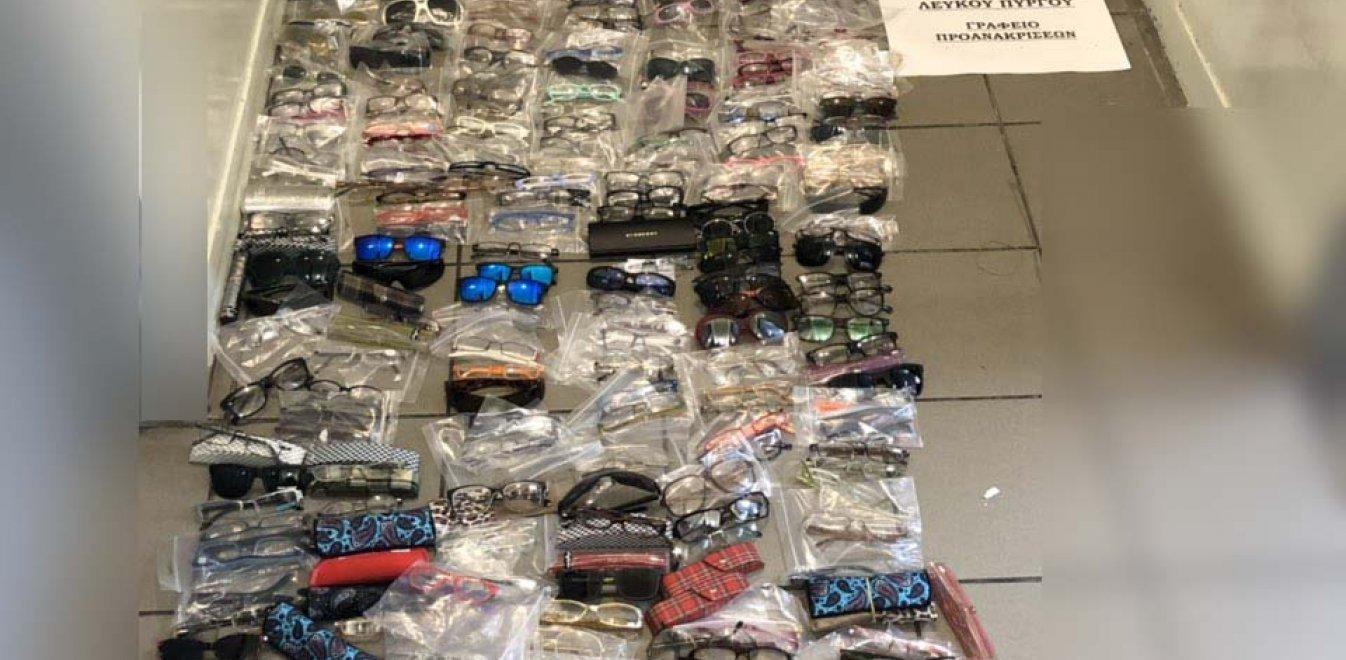 Διαρρήκτες με… γούστο: Έκλεψαν προϊόντα – φίρμες από 19 μαγαζιά ρούχων και οπτικών