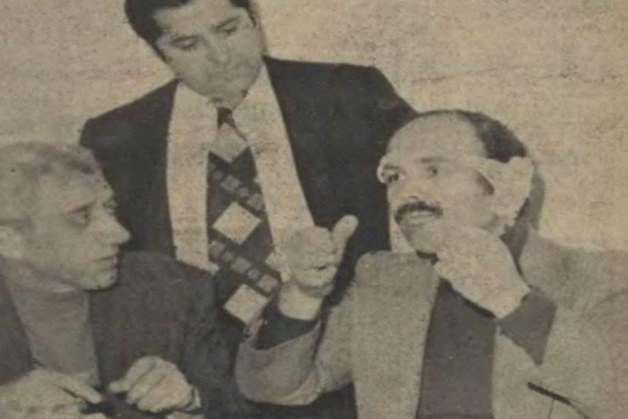 Ο Έλληνας διαιτητής που του έφαγαν το αυτί