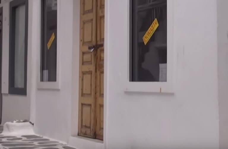 Μύκονος: Εικόνες που εκπλήσσουν στα Ματογιάννια – Τα πλάνα που σηματοδοτούν τη νέα εποχή – video