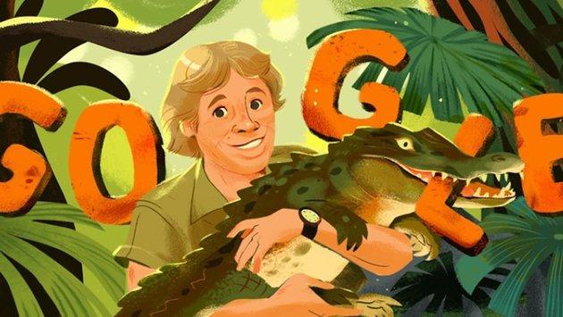 Στιβ Άιρβιν: H Google θυμάται και τιμά τον «Κροκοδειλακια»