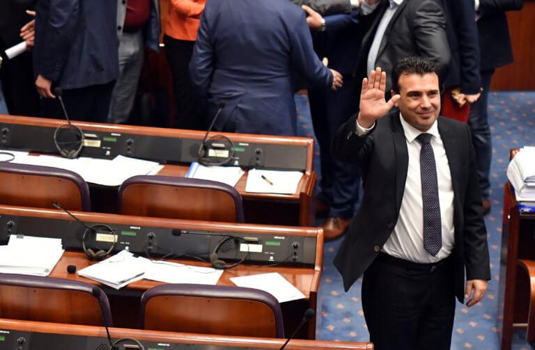 Ρωσία για πΓΔΜ: «Θα πληρώσουν πολλά αν μπουν στο ΝΑΤΟ»