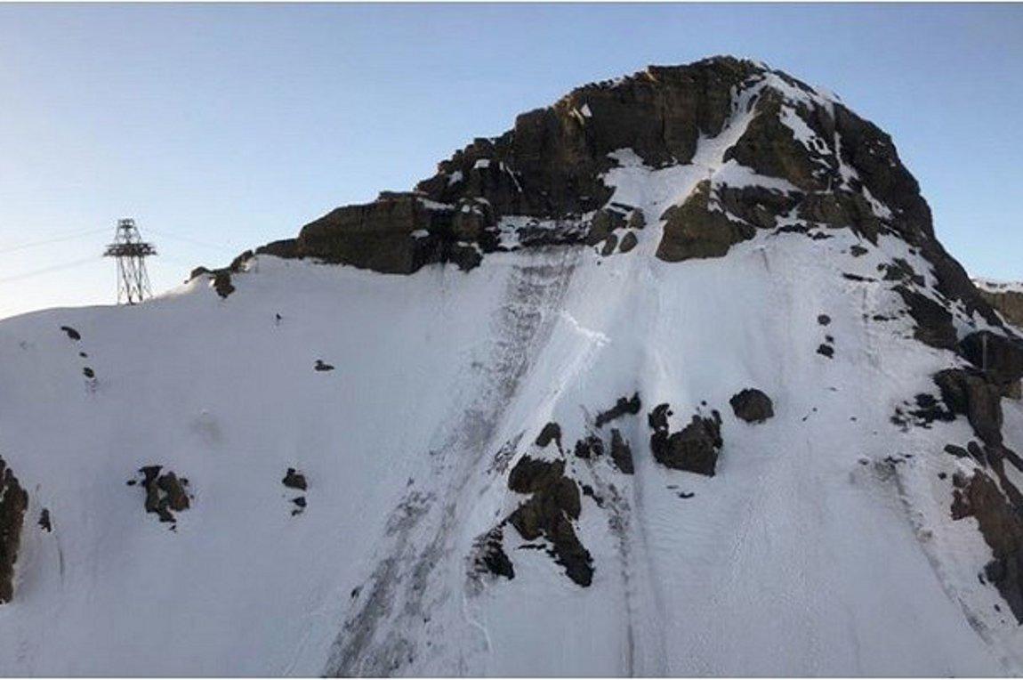 Βίντεο σοκ: Η στιγμή που χιονοστιβάδα «θάβει» σκιέρ στην Ελβετία