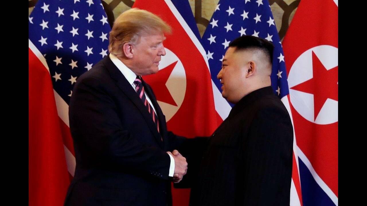 Τραμπ: Δεν υπογράψαμε γιατί η Βόρεια Κορέα ζήτησε πλήρη άρση των κυρώσεων