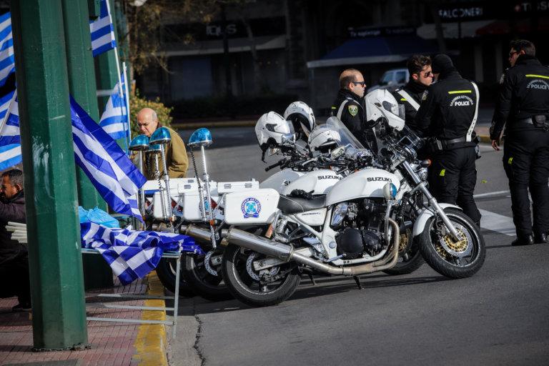 Κυκλοφοριακές ρυθμίσεις το απόγευμα στην Αθήνα – Ποιοι δρόμοι θα είναι κλειστοί