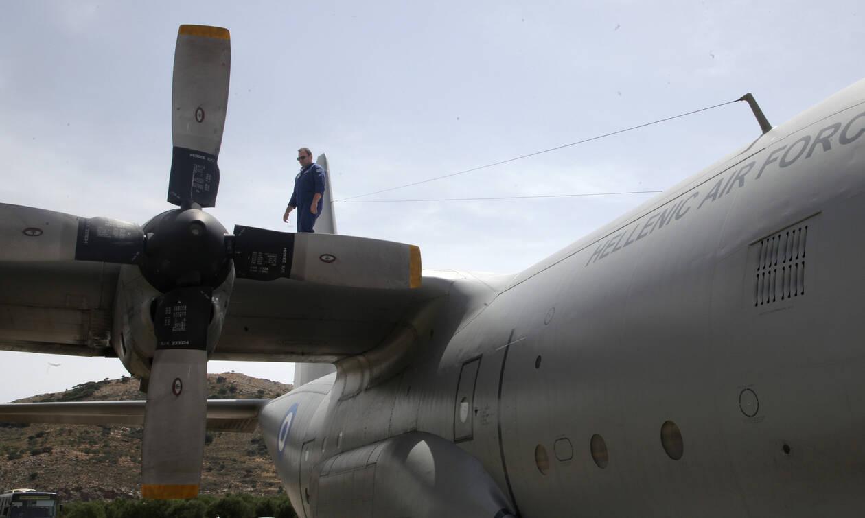 Συναγερμός στο αεροδρόμιο του Ηρακλείου: Κεραυνός χτύπησε ανεμόμετρα