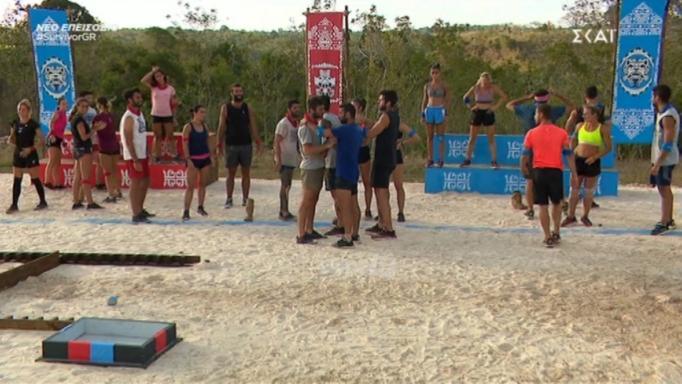 Survivor: Η προκλητική κίνηση του Hakan εξόργισε τους Έλληνες παίκτες!