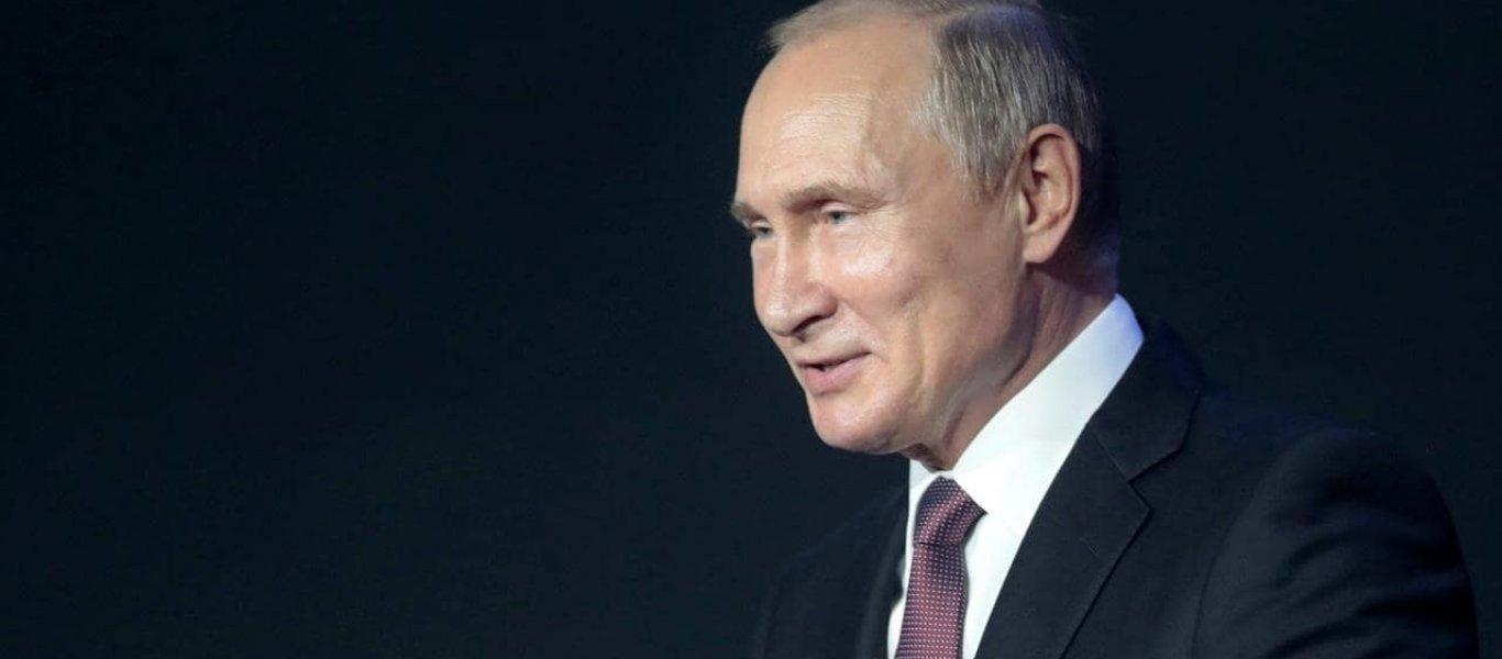 Β.Πούτιν προς ΗΠΑ: «Οι πύραυλοί μας έχουν ταχύτητα 9 Μach – Δεν θα προλάβετε ούτε να τους δείτε»!