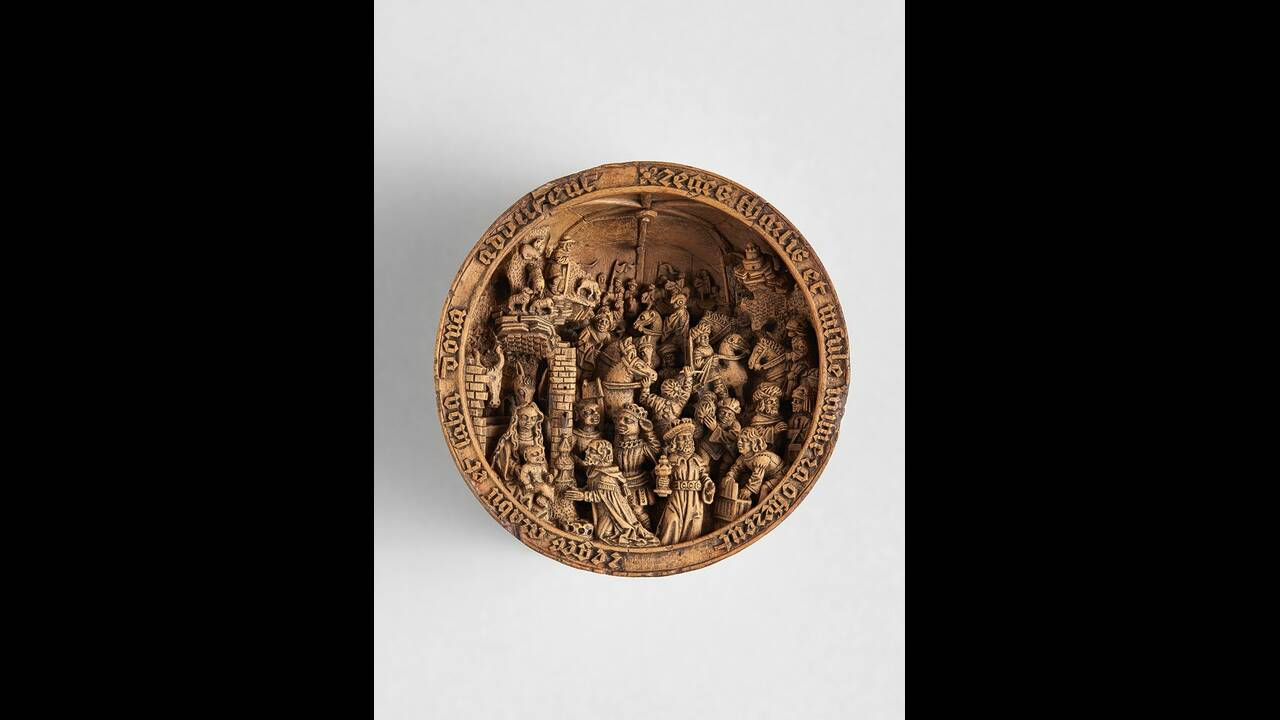 Το μυστήριο των ξυλόγλυπτων μινιατούρων του 16ου αιώνα που συγκλόνισε τον κόσμο της τέχνης