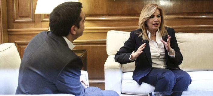 Σε στενό κλοιό το ΚΙΝΑΛ -Πολλά «πράσινα» στελέχη σε εκδηλώσεις ΣΥΡΙΖΑ