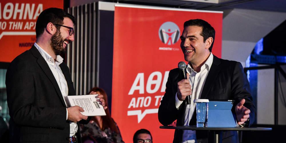 Το βίντεο που θα μείνει στην ιστορία: 19χρονη σε μέλη ΣΥΡΙΖΑ: «Είστε προδότες» - Απάντηση Τζανακόπουλου: «Τιμή μας»