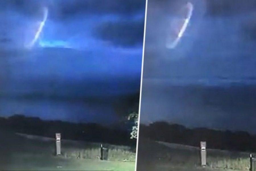 Εμφανίστηκαν εξωγήινοι εν μέσω καταιγίδας στην Αυστραλία