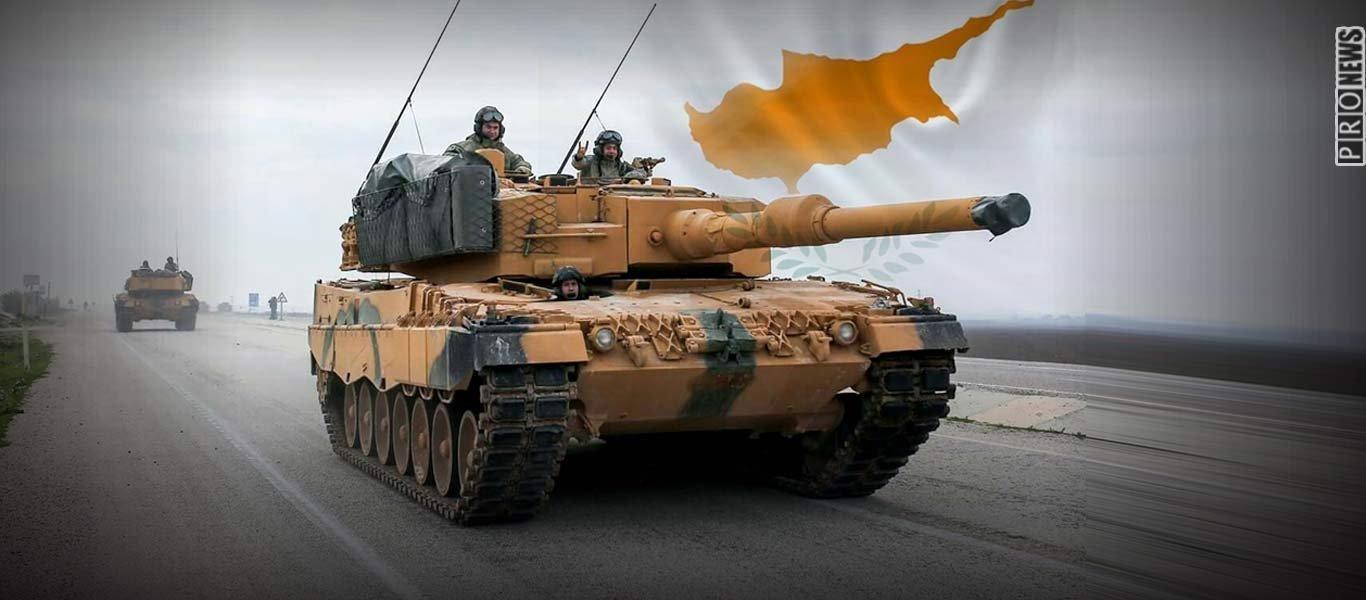 Δράμα στην Κύπρο: Τα Ηνωμένα Έθνη επιβεβαίωσαν την προώθηση τουρκικών δυνάμεων & την απώλεια κυπριακού εδάφους!