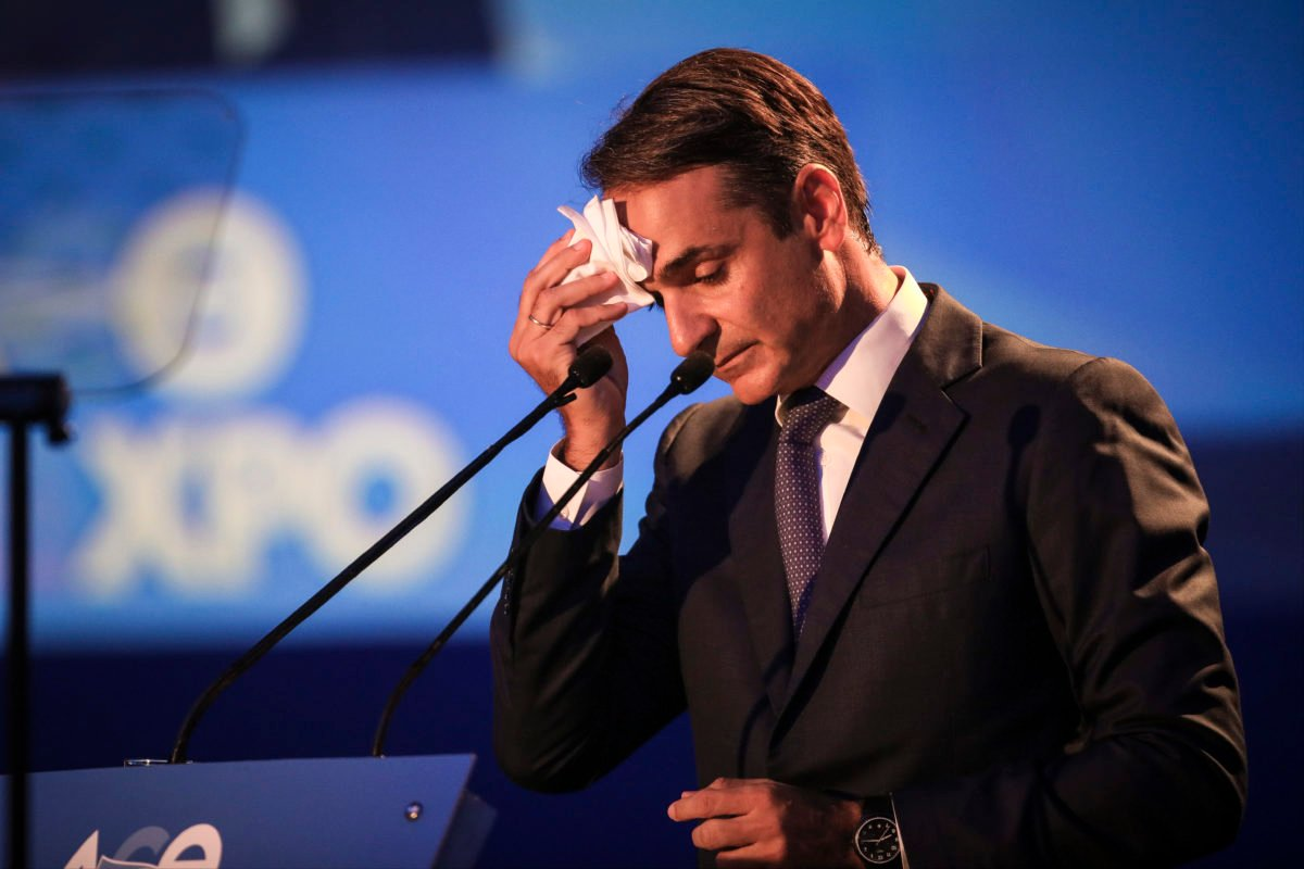 Τεράστιο ατόπημα Μητσοτάκη: Τι έγραφε υποψήφιος ευρωβουλευτής για Σκόπια & Μ. Αλέξανδρο – «Βράζουν» οι Νεοδημοκράτες