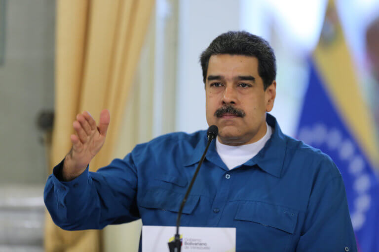 Βενεζουέλα: Ο Μαδούρο αποκαλύπτει μυστικές επαφές με τις ΗΠΑ