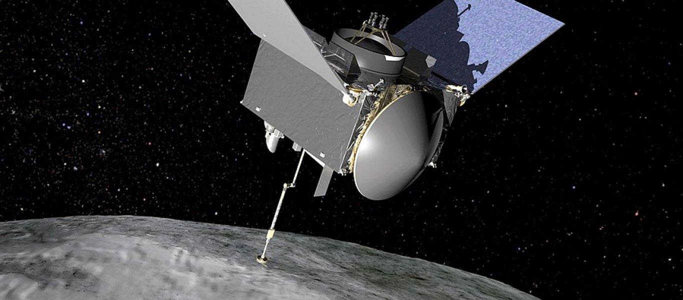 Το ιαπωνικό σκάφος Hayabusa 2 «πάτησε» στον αστεροειδή Ριούγκου