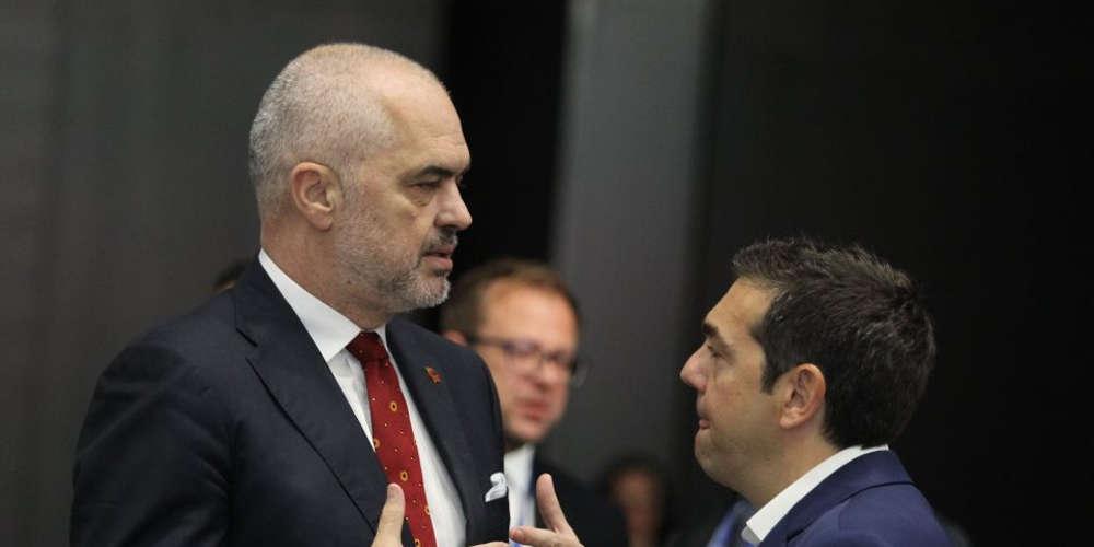 Διπλωματικές πηγές για δηλώσεις Ράμα: Δεν συζητάμε με την Αλβανία για τα σύνορα