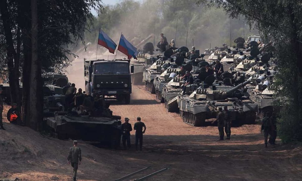 «Bόμβα» μεγατόνων από think tank: «Σε κατάσταση ετοιμότητας η Ρωσία» – «Προετοιμάζεται για πόλεμο μεγάλης κλίμακας»
