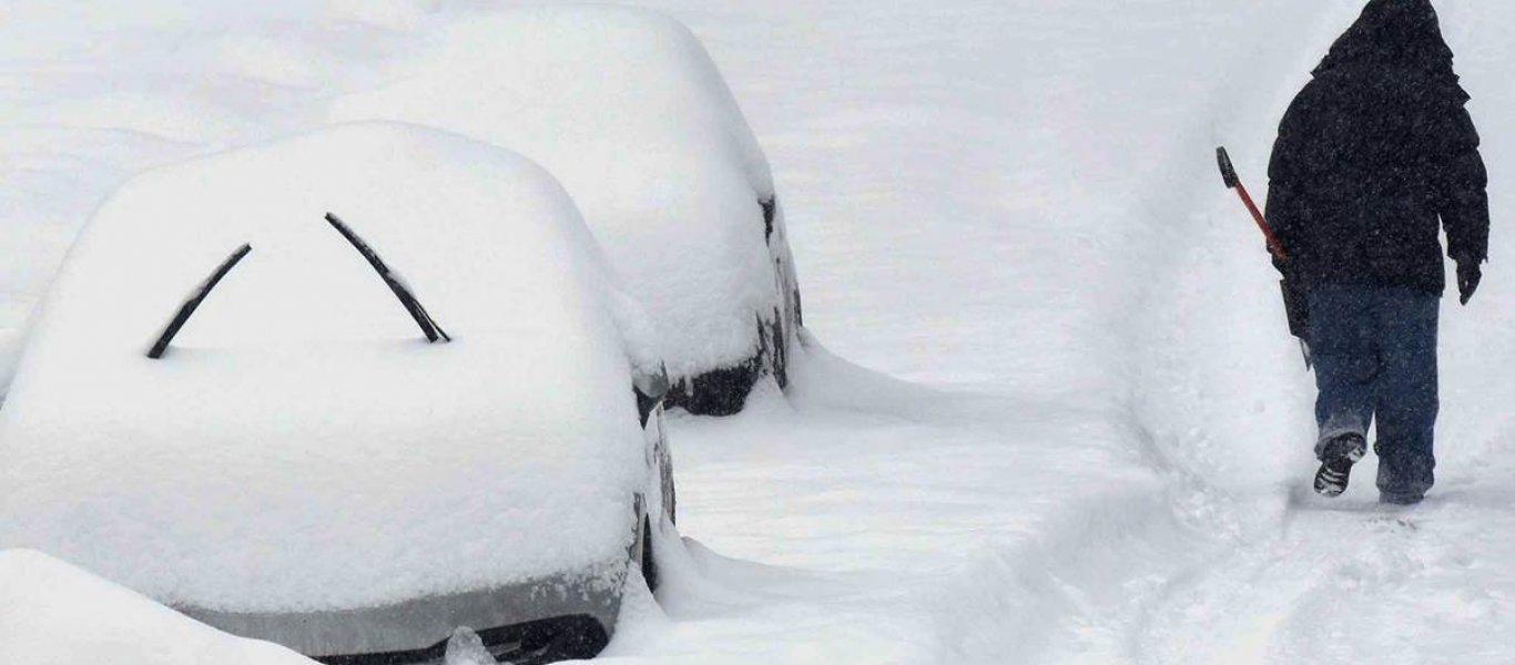 EMY: Ξεκινά η επιδείνωση του καιρού από το βράδυ της Παρασκευής – Δείτε την εξέλιξη των χιονοπτώσεων το τριήμερο