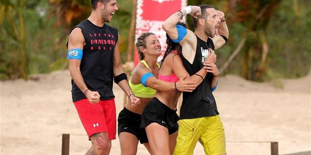 Survivor-διαρροή: Αυτό έγινε στον τρίτο αγώνα και αυτή η ομάδα κέρδισε την ασυλία