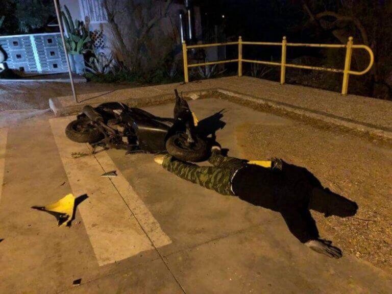 Καλαμάτα: Νέα στοιχεία για το σκηνοθετημένο τροχαίο – Στο πλάνο δεν υπάρχει άνθρωπος [pics, video]