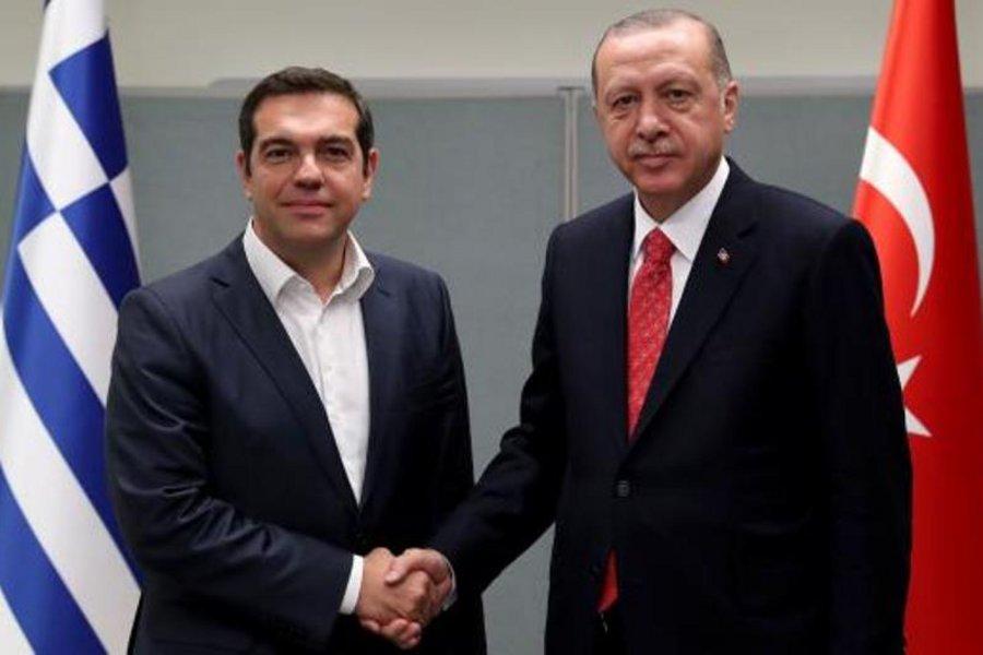 Spiegel για Τσίπρα και Ερντογάν: Τσακώνονται αλλά χρειάζονται ο ένας τον άλλον