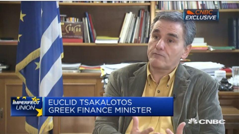 Τσακαλώτος: Πιθανό να έρθει η ΝΔ στην εξουσία – Πού λέει ότι θα τους στηρίξει ο ΣΥΡΙΖΑ