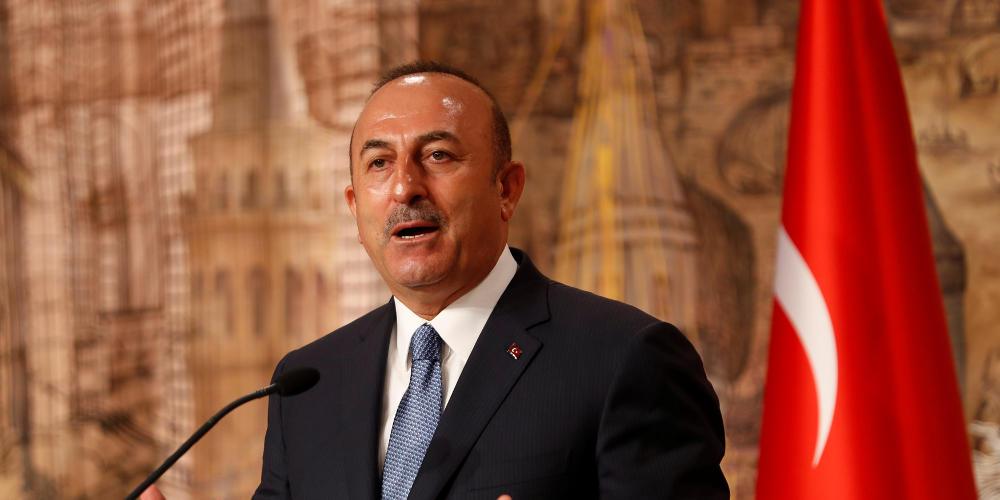 «Βόμβες» Τσαβούσογλου: Δεν θα επιτρέψουμε να γίνει κάτι στη Μεσόγειο χωρίς την Τουρκία
