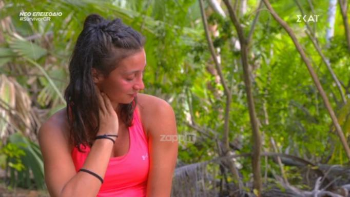 Survivor: Συγκλόνισε η Δήμητρα Βαμβακούση με την τραγική ιστορία της!