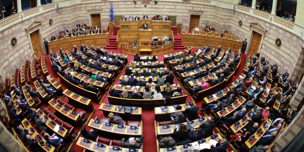 Live η ομιλία Τσίπρα στη Βουλή για την Συνταγματική Αναθεώρηση