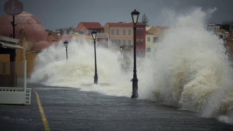 Νέα επιδείνωση του καιρού – Έντονη ανησυχία μετά τις καταστροφές στην Κρήτη