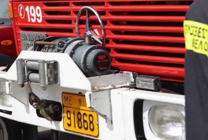 Έτσι ξαφνικά… ο καταψύκτης τυλίχθηκε στις φλόγες