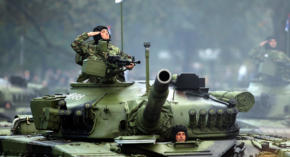 ΕΚΤΑΚΤΟ – Τελεσίγραφο Σερβίας σε Κόσοβο: «Θα παρέμβουμε στρατιωτικά, τέρμα τα παιχνίδια» – Κινητικότητα στα σύνορα