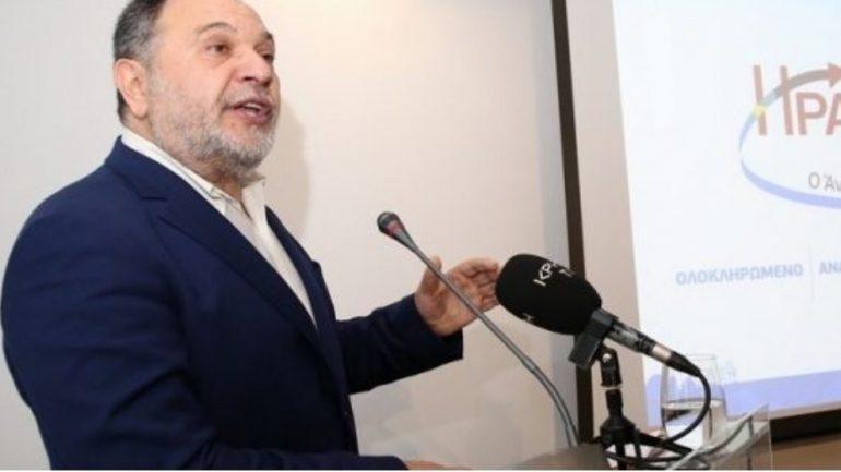 Γ. Κουράκης: «Στόχος μας ένα ασφαλές και σύγχρονο Ηράκλειο»