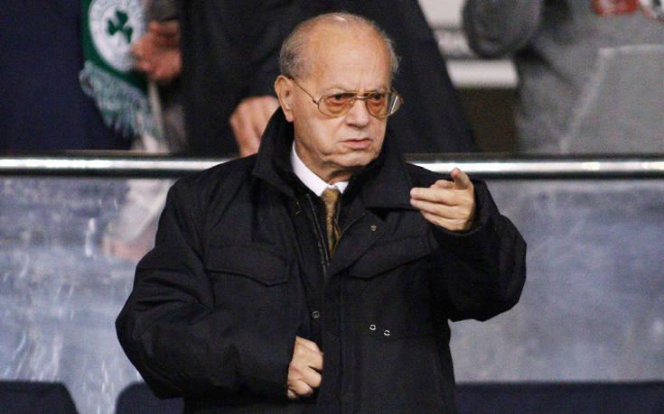 Πέθανε ο Θανάσης Γιαννακόπουλος! Θρήνος στην οικογένεια του Παναθηναϊκού