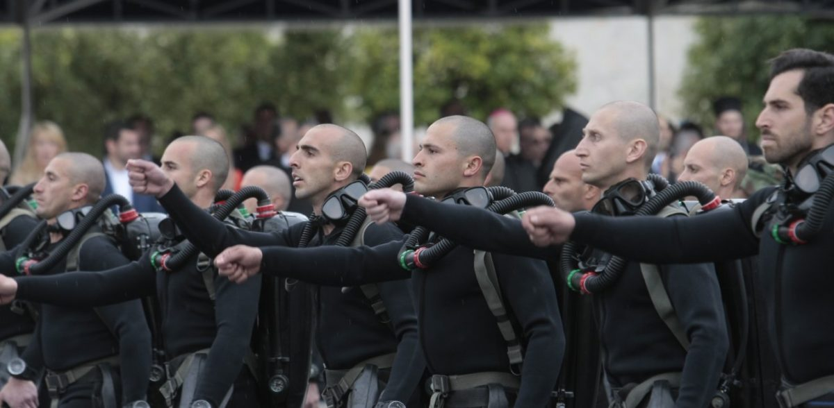 Η απάντηση του Λιμενικού για την απαγόρευση συνθημάτων στην παρέλαση της 25ης Μαρτίου