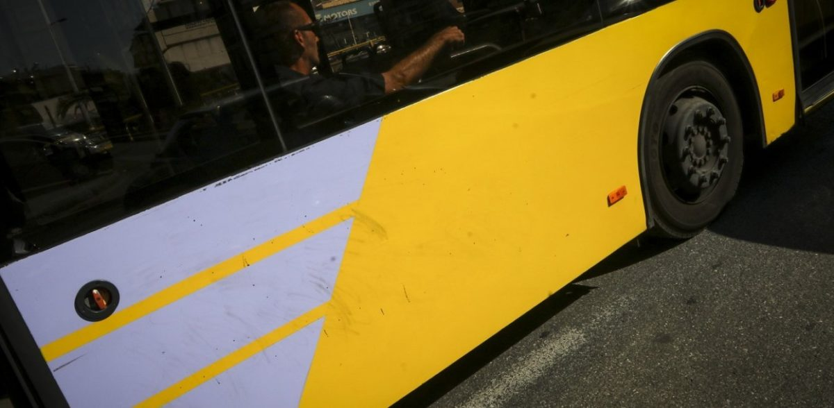 Σύγκρουση λεωφορείων στο Αιγάλεω – Πληροφορίες για τραυματίες