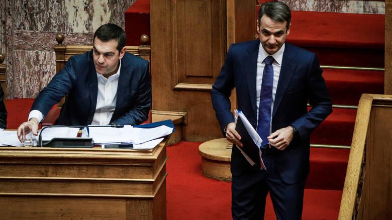 Μπρα ντε φερ Τσίπρα – Μητσοτάκη: Η στρατηγική ΣΥΡΙΖΑ και ΝΔ στο δρόμο προς τις κάλπες