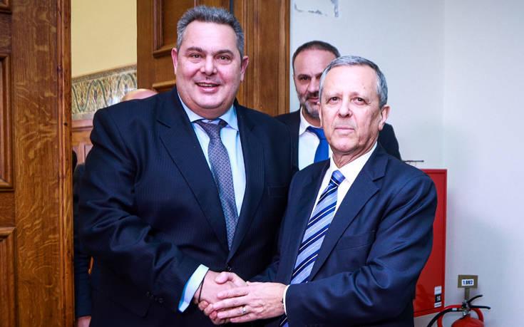 Συνεργασία Καμμένου – Μπαλτάκου για τις ευρωεκλογές 2019