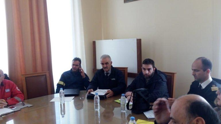 Εκτάκτως συνεδριάζει το Συντονιστικό του δήμου Ηρακλείου