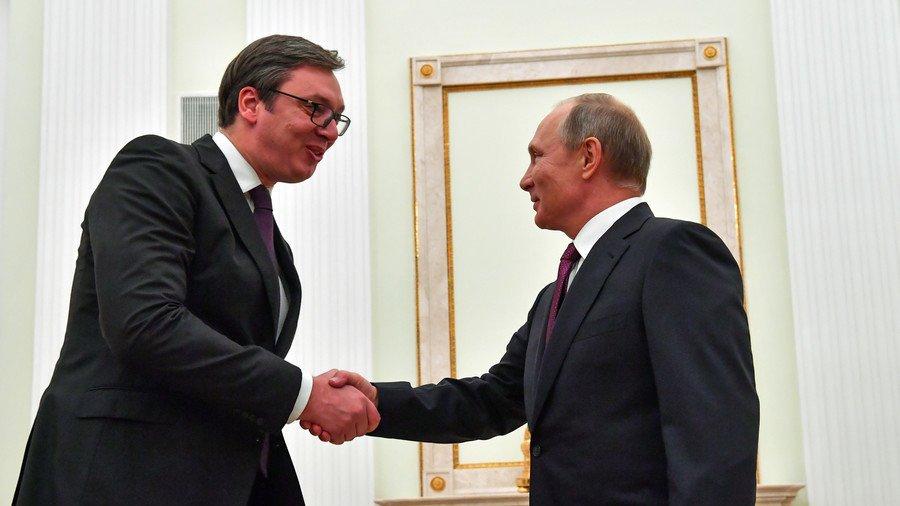 «Σκάνε» εξελίξεις: Κίνηση-ματ του Β. Πούτιν – Στέλνει πράκτορες στη Σερβία για να μπλοκάρει τη Δύση – «Πόλεμος» με CIA, MI6 & BND