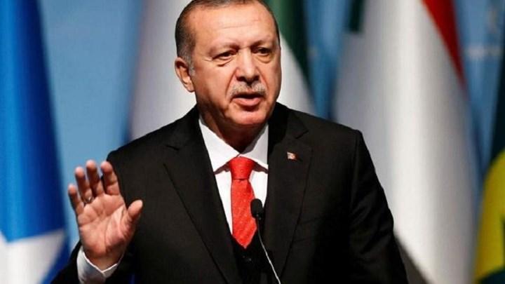 """""""Απασφάλισε"""" και απειλεί ο Ερντογάν: Όποιος επιχειρήσει να μας απομακρύνει από την «Ιστανμπούλ» θα φύγει με φέρετρο"""