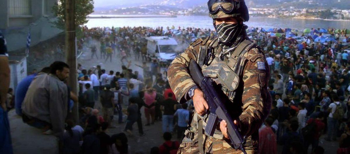 25.000 πρόσφυγες και παράνομους μετανάστες «φιλοξενούν» οι Ένοπλες Δυνάμεις στα νησιά! – Ποιος φυλάει την χώρα;