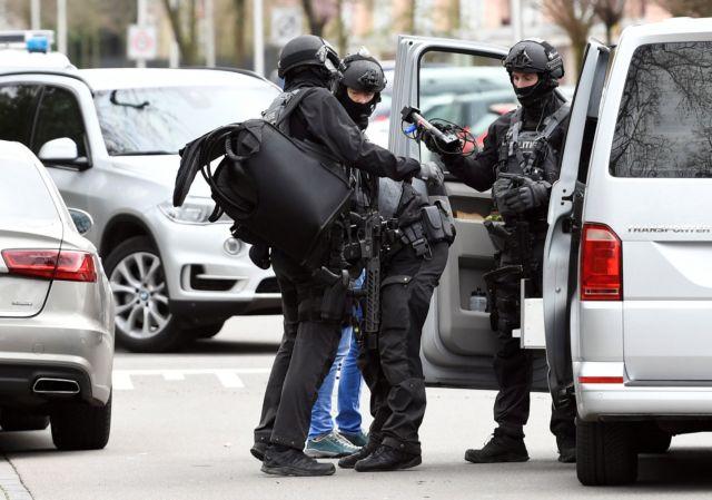 Συνελήφθη ο δράστης της επίθεσης στην Ουτρέχτη – σε video η σύλληψή του