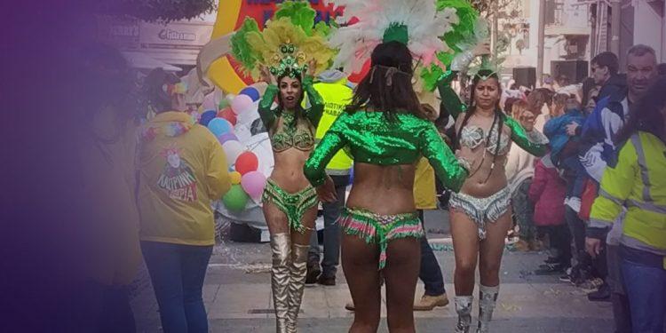 Σε ρυθμούς καρναβαλιού και ξεφαντώματος το Ηράκλειο