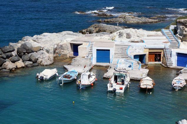 O Guardian βρήκε το ελληνικό νησί που πρέπει να πας για να φας καλά