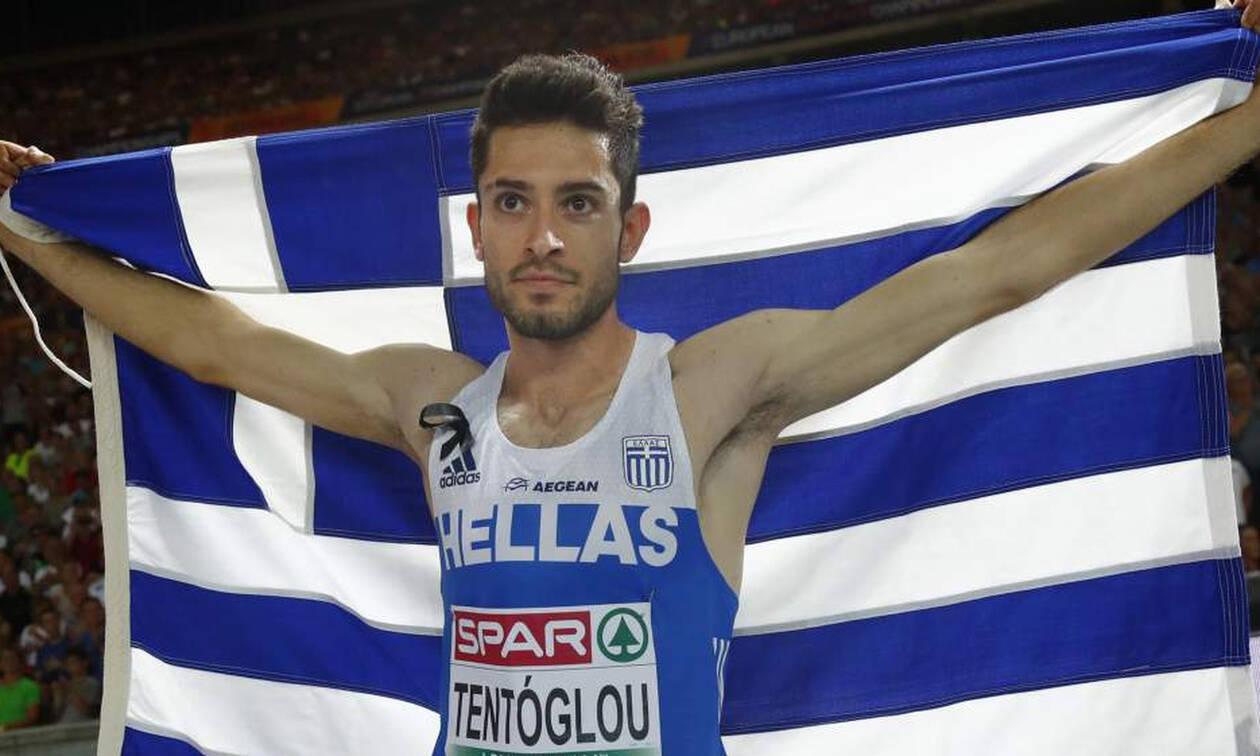 Χρυσό μετάλλιο ο Τεντόγλου! Με απίθανο άλμα στον τελικό