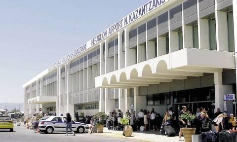 Στα… ύψη η επιβατική κίνηση στο αεροδρόμιο Ηρακλείου και τον χειμώνα