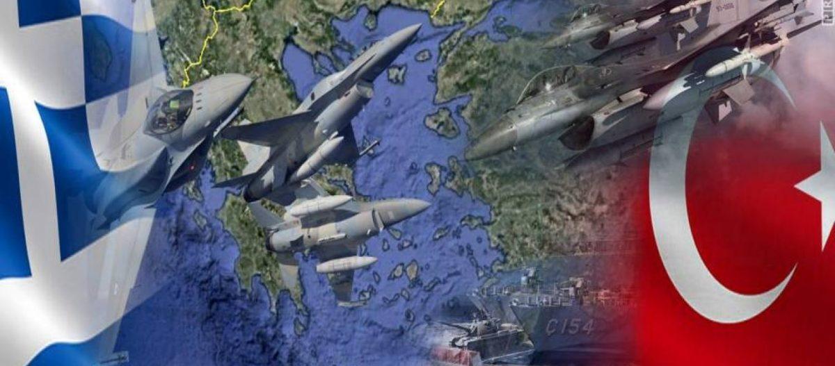 Το ΝΑΤΟ έχει αναθέσει καθήκοντα στην Άγκυρα να αναχαιτίζει όλα τα ελληνικά αεροσκάφη στο Αν. Αιγαίο